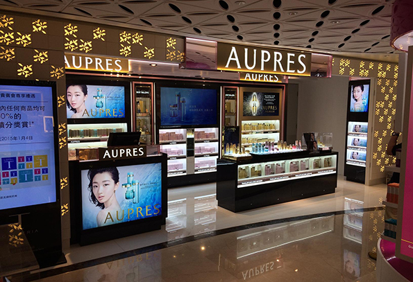 AUPRES Hong Komg Chinachem Golden Plaza