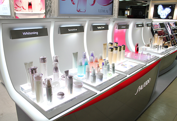 SHISEIDO Keio Department Store Shinjuku
