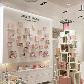 JILLSTUART Beauty & PARTY Gift Tower 