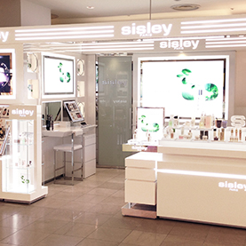 sisley  Daimaru Kyoto