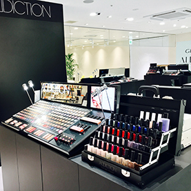 ADDICTION Nail Display & Vanity Case