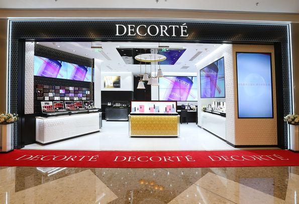 DECORTE Xiamen mixc Shopping center