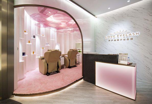 LOVE EYE LASH  Rui Ou Departments Store