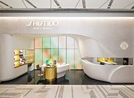 SHISEIDO FUTURE SOLUTION LX  Shanghai One ITC Mall