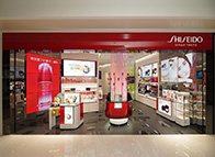 SHISEIDO Retail Store Shengzheng mixc shopping center